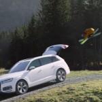 Audi quattro et Candide Thovex s'associent pour produire une vidéo spectaculaire