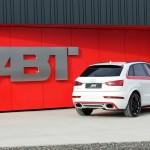 ABT RS Q3 – Une Audi RS Q3 développant 410 ch et 530 Nm de couple