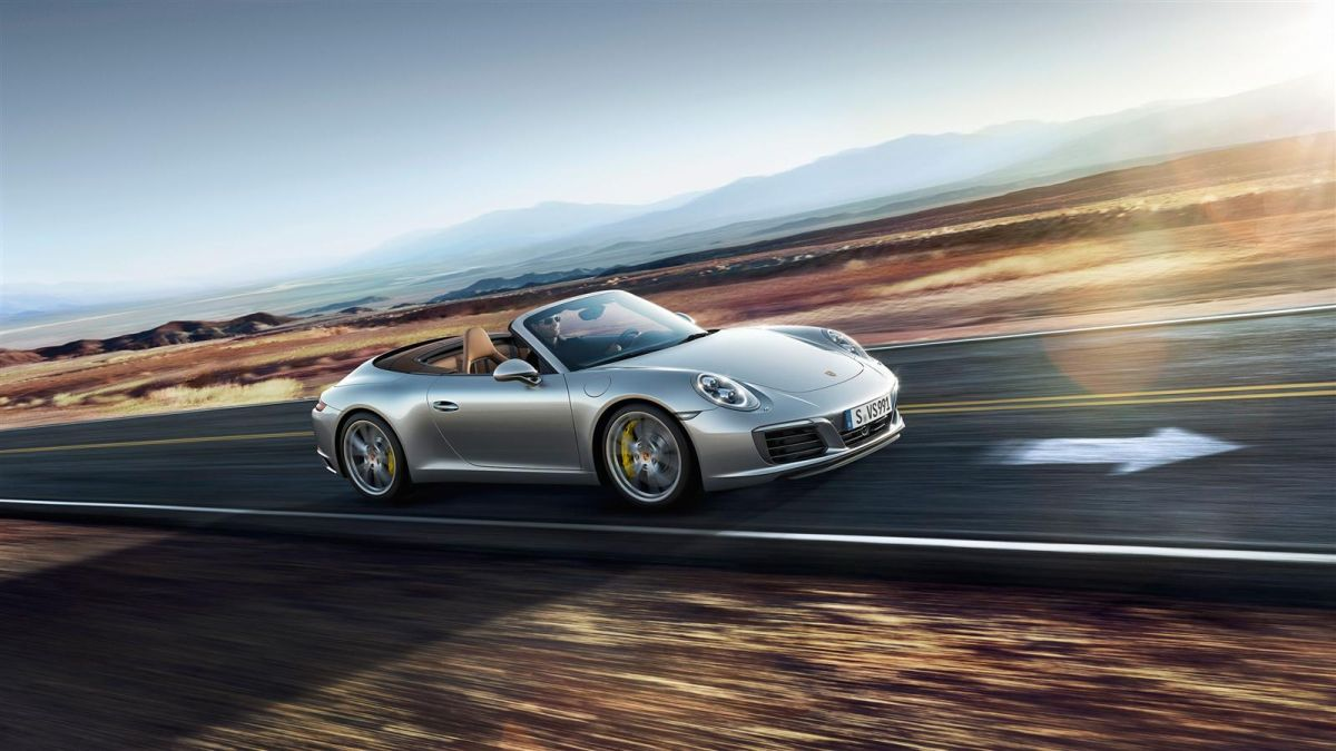 Centre d'essai Porsche à Méribel - La nouvelle 911 à découvrir au coeur des 3 Vallées