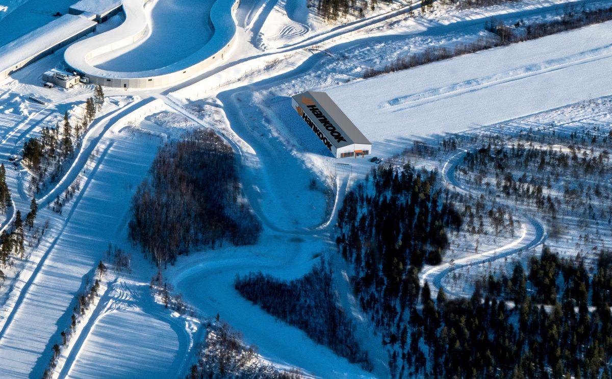 Hankook construit son nouveau centre européen de test de pneus hiver à Ivalo en Finlande