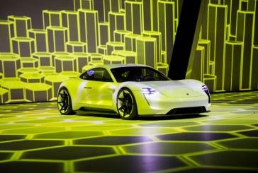 Feu vert de Porsche pour produire la Mission E avec de gros investissements et des emplois