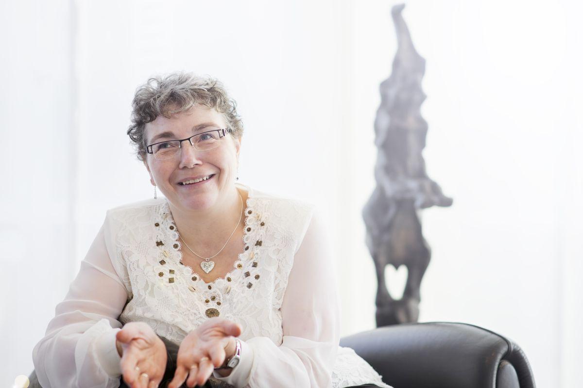 Bugatti - Interview de Mme Lydie Barre-Chiron au sujet du pilote Louis Chiron