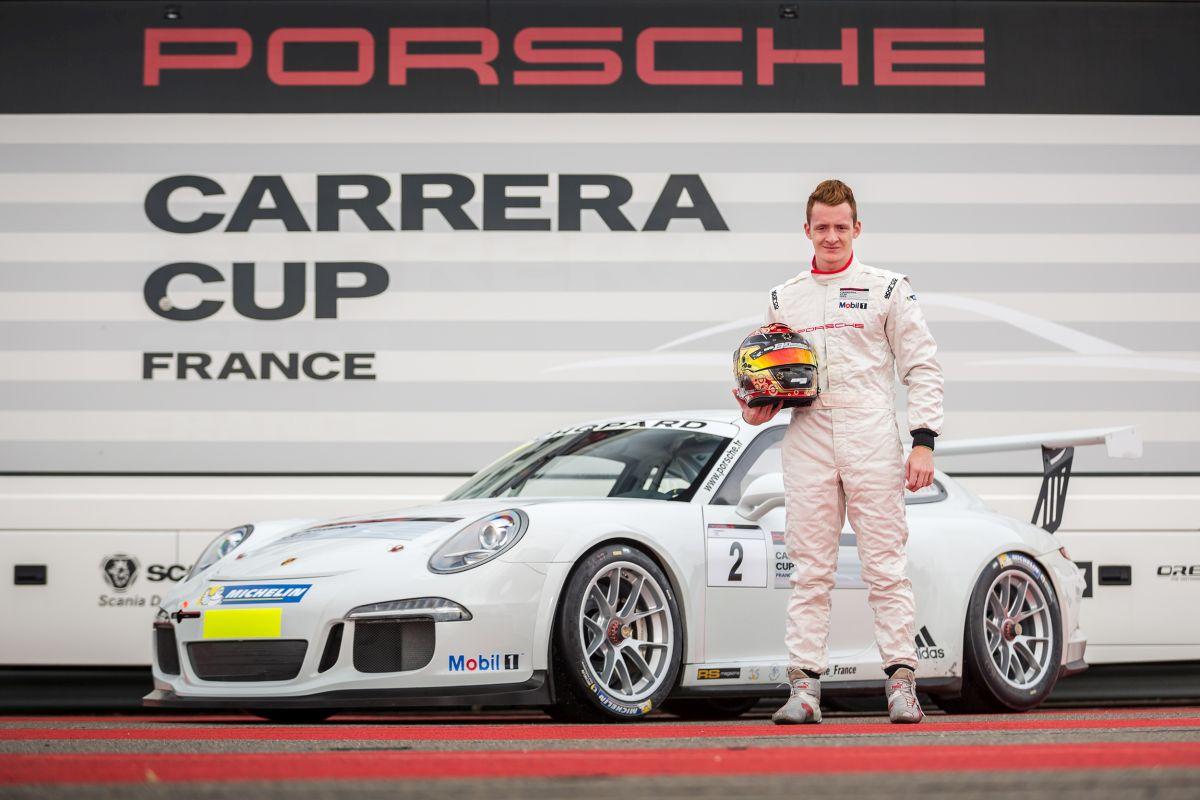 Florian Latorre - Espoir Porsche Carrera Cup France 2016
