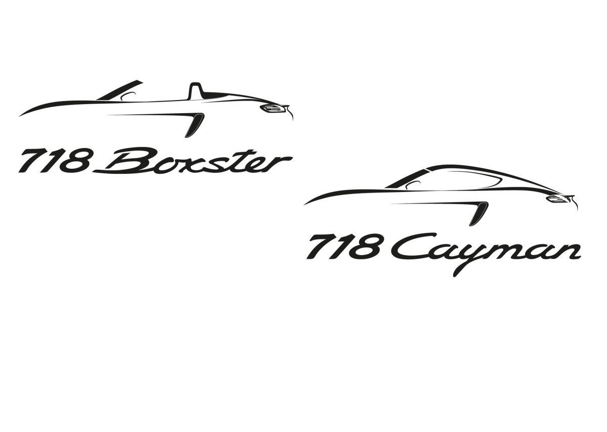 Bienvenue aux Porsche 718 Boxster et 718 Cayman - La nouvelle gamme 718