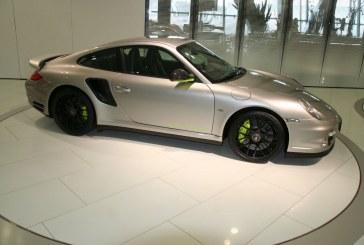 """Porsche 911 Turbo S """"Edition 918 Spyder"""" – Une édition limitée à 918 exemplaires"""