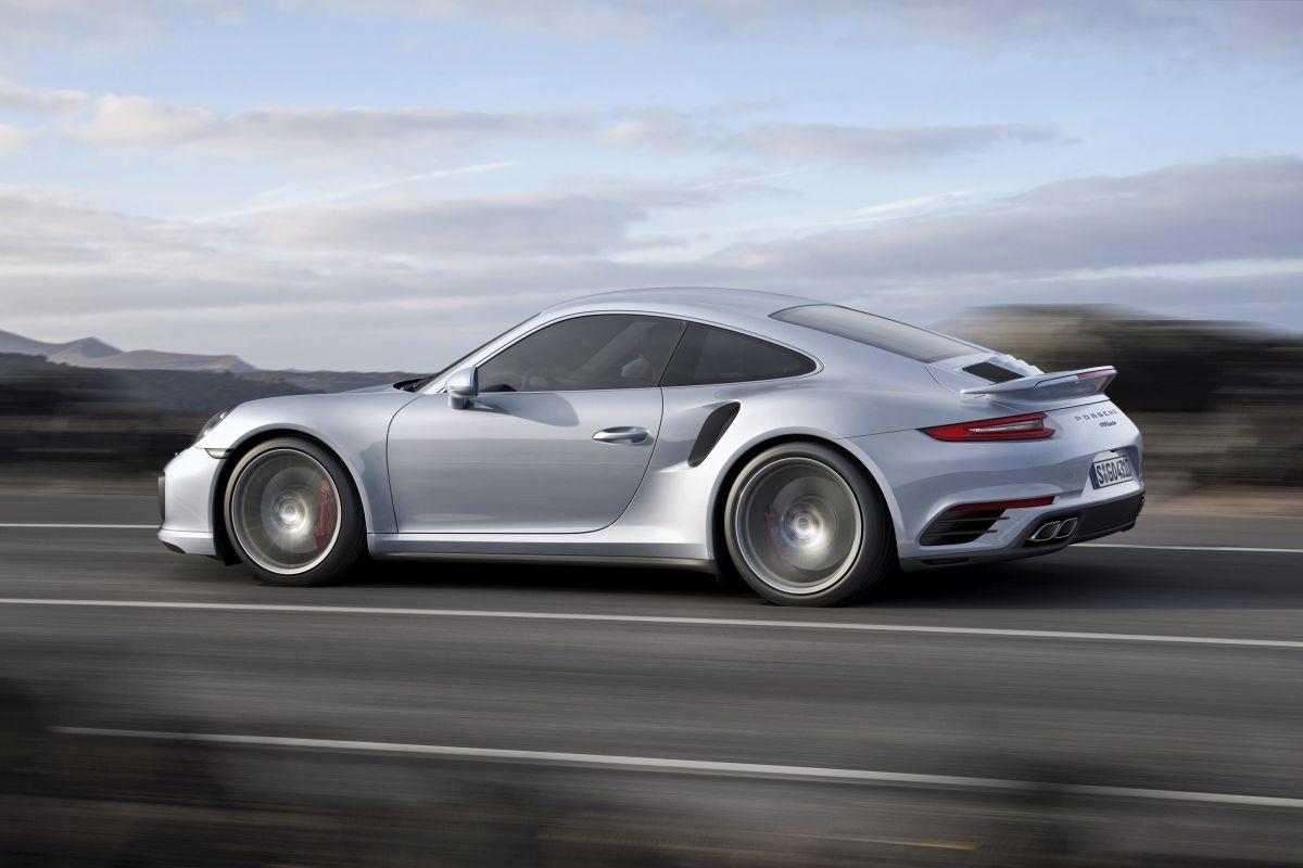 Les nouvelles Porsche 911 Turbo et 911 Turbo S - Plus puissantes et mieux équipées que jamais