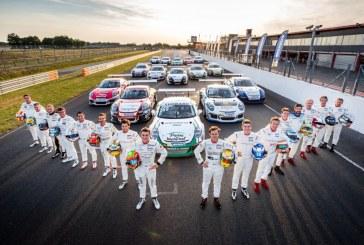 Pour sa 30ème année, la Porsche Carrera Cup France fait sa révolution
