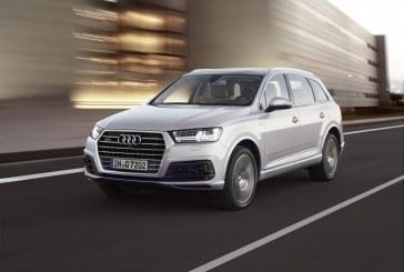 Les ventes Audi en Europe progressent de 6 % en Novembre 2015