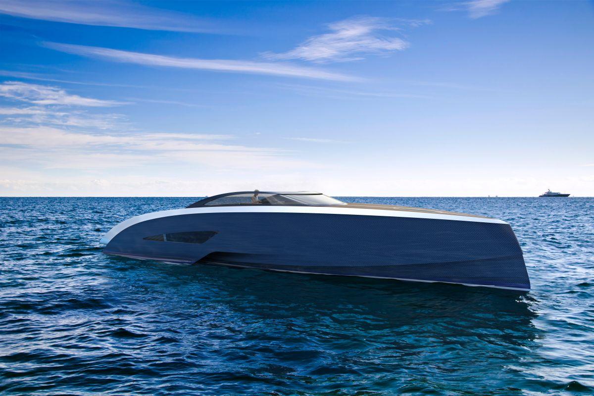 Bugatti et Palmer Johnson élaborent un projet commun de yacht de luxe