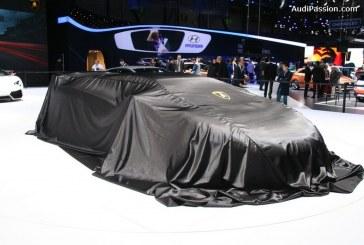 Lamborghini Centenario LP 770-4 – Une nouvelle supercar Lamborghini en édition limitée à Genève 2016