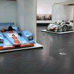 Exposition «Boxenstopp» à l'Audi museum mobile