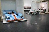 """Exposition """"Boxenstopp"""" à l'Audi museum mobile"""