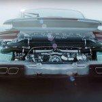 Vidéo – Découvrez l'intérieur du moteur Flat6 biturbo de la nouvelle Porsche 911 Turbo