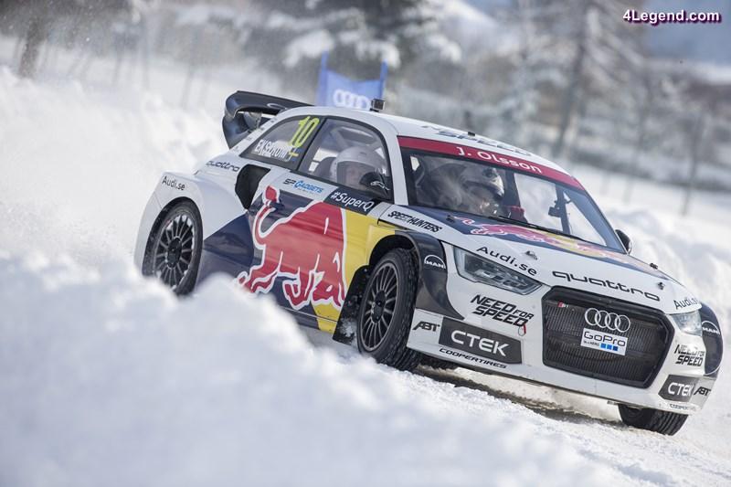 Jon Olsson (S), Audi S1 EKS RX quattro
