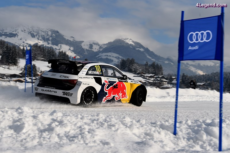 Andrea Dovizioso (I), Audi S1 EKS RX quattro