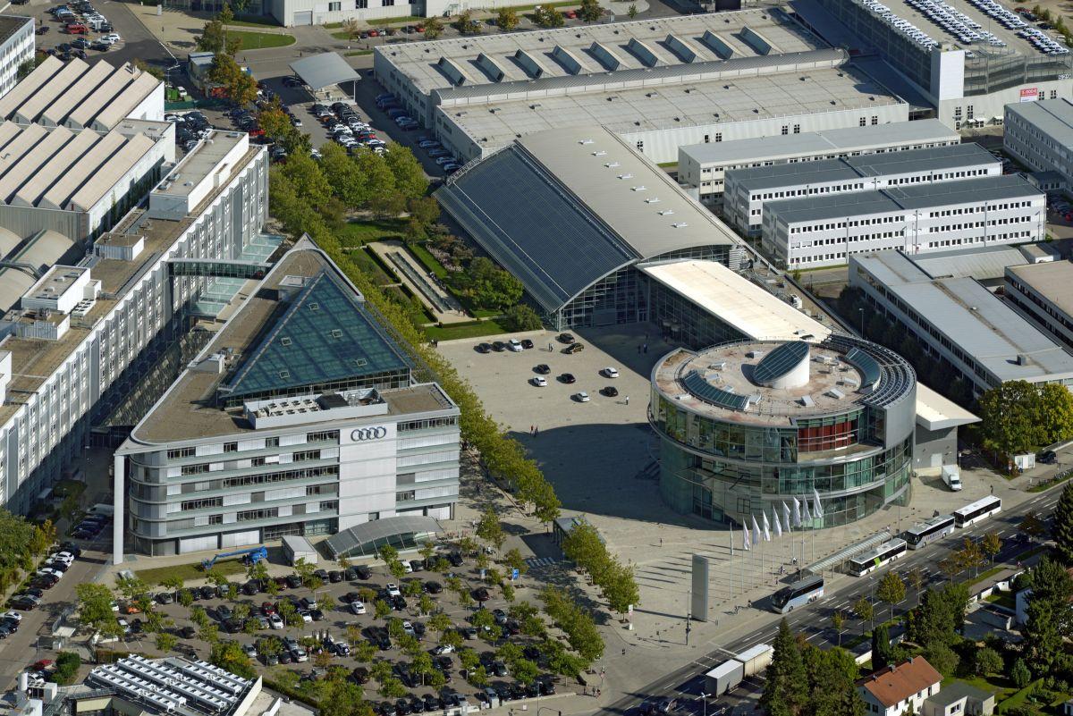 L'Audi Forum Ingolstadt fête ses 15 ans