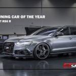GTSpirit.com nomme l'ABT RS6-R «Voiture préparée de l'Année 2015»