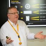 Continental TechnikForum 2015 – Technologie du design de la bande de roulement des pneus hiver