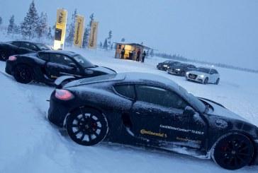 Continental TechnikForum 2015 – Essais des pneus hiver UHP sur Audi RS 3 et Porsche Cayman GTS