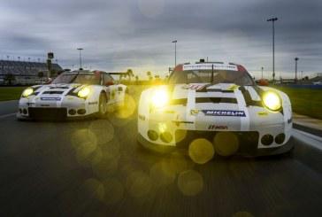 Essais des nouvelles Porsche 911 RSR et 911 GT3 R pour les 24 heures de Daytona