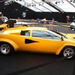 Lamborghini Countach LP 400 S Series III by Bertone de 1981 à l'exposition des concept cars