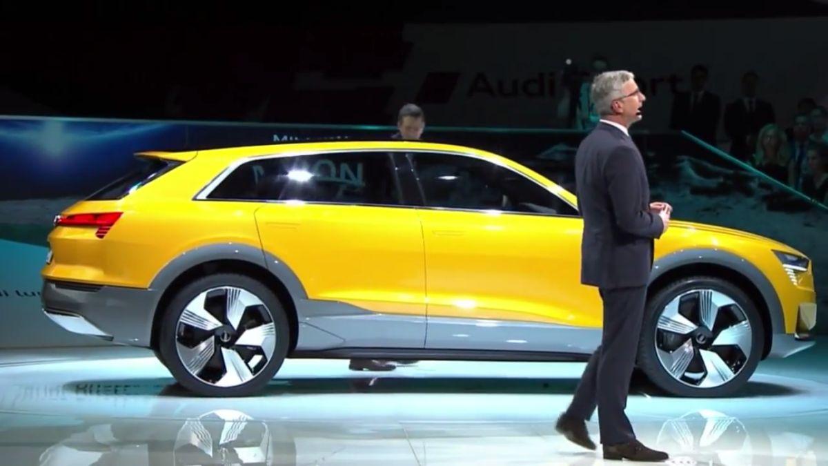 NAIAS 2016 - Vidéo de la conférence de presse Audi