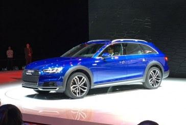NAIAS 2016 – Nouveautés Audi et stand Audi