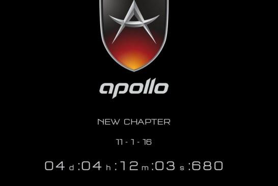 Gumpert devient Apollo Automobil qui nous prépare un nouveau modèle