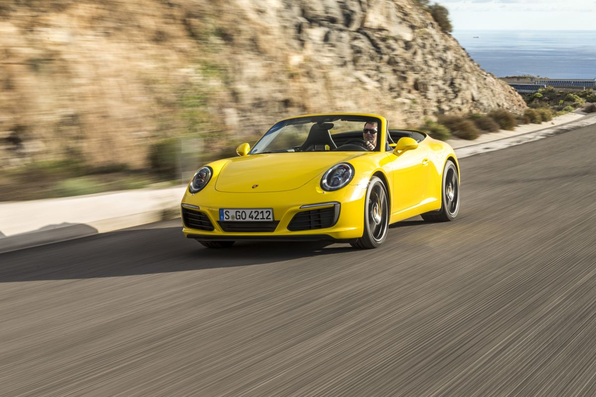 Porsche remporte le prix