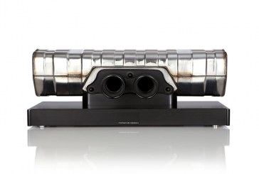 Porsche Design 911 Soundbar – Une enceinte de salon originale