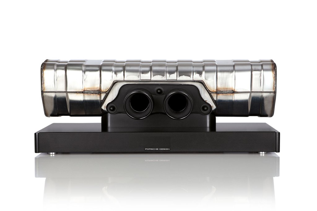 Porsche Design 911 Soundbar - Une enceinte de salon originale