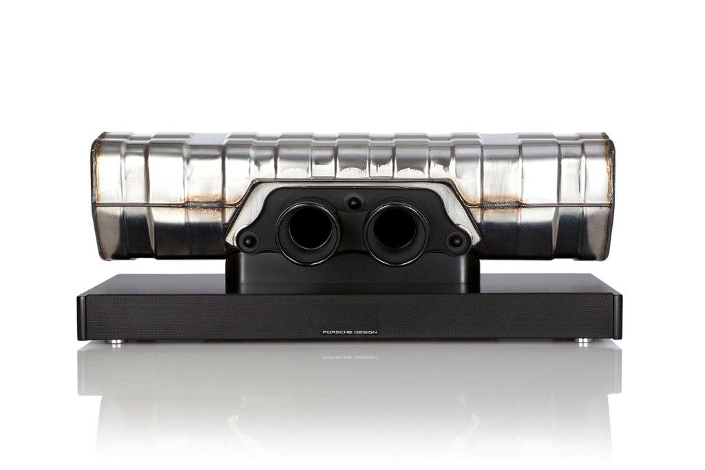 Porsche Design 911 Soundbar - Une enceinte de salon originale
