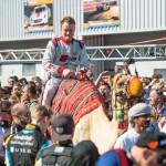 Victoire de l'Audi R8 LMS aux 24 Heures de Dubaï 2016