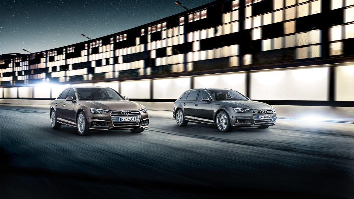 Triple titre pour Audi au