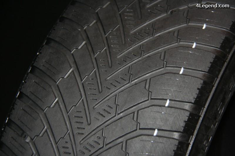 continental technikforum 2015 incidences de l usure des pneus hiver sur le freinage et l. Black Bedroom Furniture Sets. Home Design Ideas