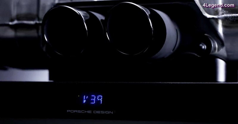 porsche design 911 soundbar une enceinte de salon. Black Bedroom Furniture Sets. Home Design Ideas