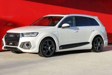 Nouvelle ABT QS7 – Une Audi Q7 agressive à la sauce ABT