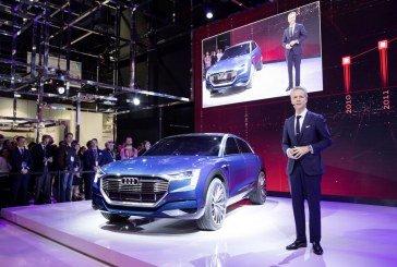 CES 2016 – Audi présente la conduite pilotée, l'électrification et la connectivité