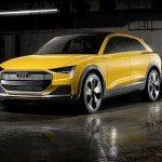 Audi h-tron quattro concept – Zéro émission grâce à l'hydrogène