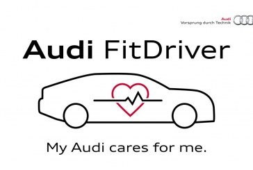 CES 2016 – Audi Fit Driver