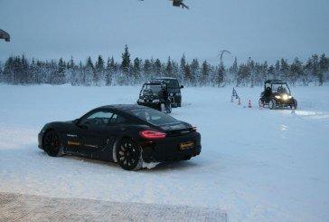 Continental TechnikForum 2015 – Essais Buggy & Porsche Cayman GTS à haute vitesse