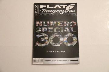 300 ème numéro de Flat 6 magazine – Un numéro collector à se procurer d'urgence
