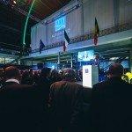 Inauguration de l'exposition « Italian Car Passion » par Stephan Winkelmann de Lamborghini