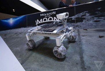 NAIAS 2016 – Audi lunar quattro au côtés de l'astronaute américain Eugene Cernan