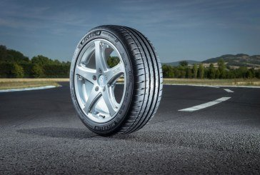 Présentation des technologies du nouveau pneu sportif Michelin Pilot Sport 4