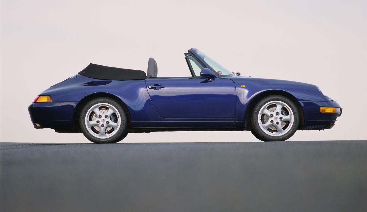 Histoire des cabriolets Porsche - De la 356 à la 911