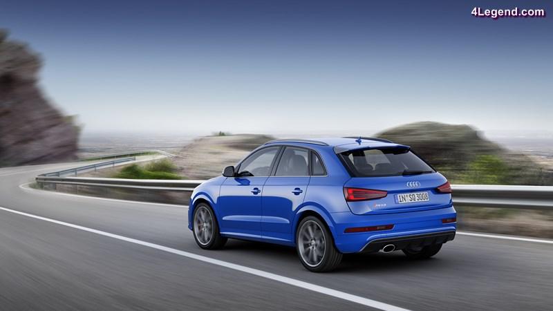 Dynamic photo,  Colour: Ascari blue metallic