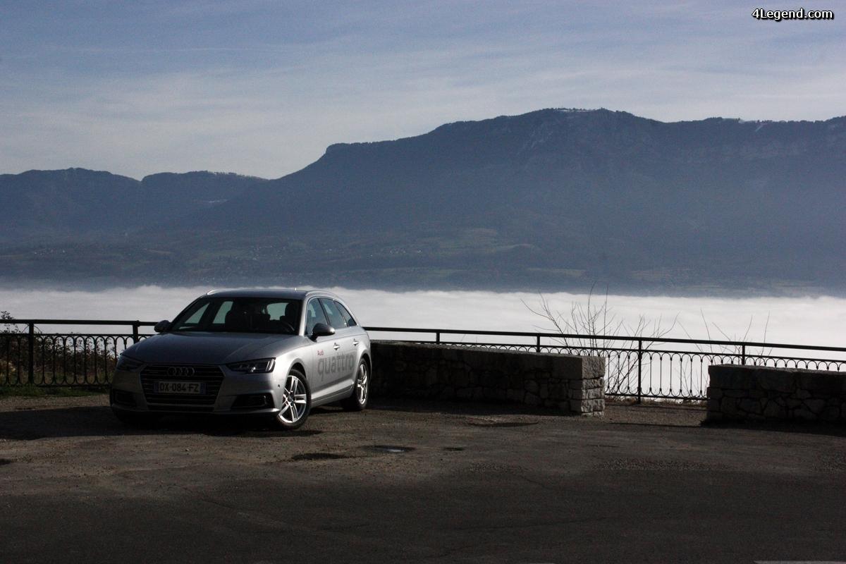 Essai Audi A4 V6 TDI 272 ch quattro