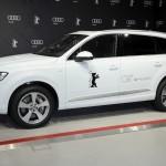 Berlinale 2016 – Audi conduit les stars sur le tapis rouge à l'énergie électrique