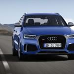 Audi RS Q3 performance – La puissance à l'état brut